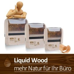 Printer Liquid Wood