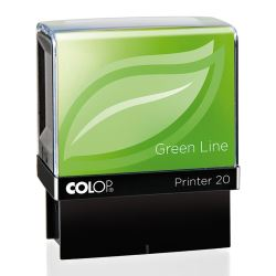 Printer Green Line (COLOP Printer 20 Green Line G7)