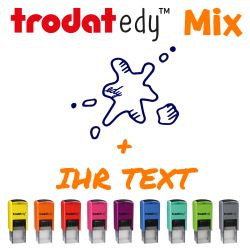 TRODAT edy - Mix (TRODAT edy - Mix - Klecks)